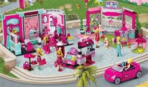 American Signature Furniture Bedroom Sets by Barbie S Building A Challenge To Lego Daily Mail Online