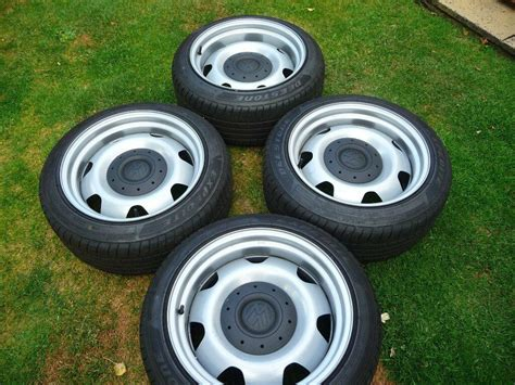 genuine vw transporter t5 banded steel wheels 17 quot in bournemouth dorset gumtree