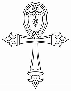 Ankh cross design by morgenland on DeviantArt