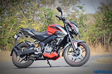 New 2017 Pulsar 200NS : First Ride Review, Images, Price ...