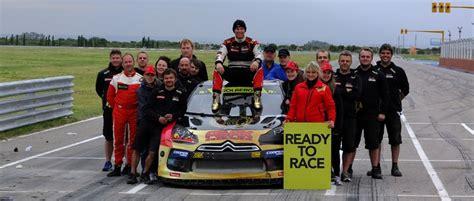 fia rallycross 2014 argentina vince ancora petter
