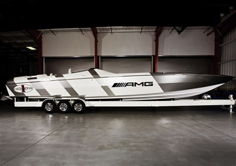 Cigarette Racing Boat Amg by Cigarette Racing 46 Rider Inspired By Amg Sls Boats