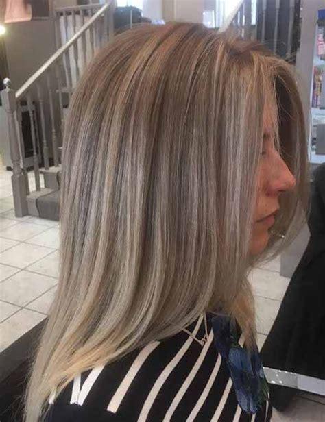 top  light ash blonde highlights hair color ideas