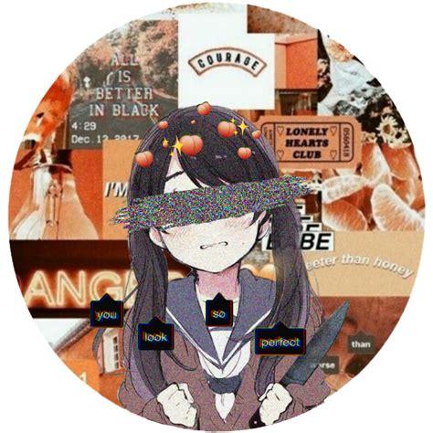 Anime Tumblr Pfp Aesthetic Cartoon Pfp Aesthetic Cute Font
