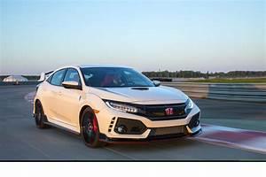 Honda Civic Type R 2017  Primer Manejo