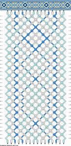 25 Best Friendship Bracelet Patterns Ideas On Pinterest