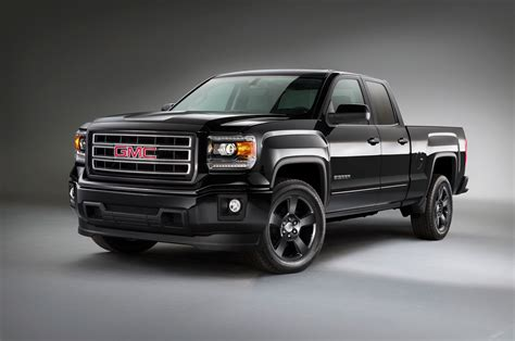2015 Gmc Sierra Elevation Special Edition Priced From ,865
