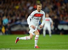 David Beckham earned £165m from sponsorship deals in his