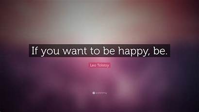 Happy Want Leo Tolstoy Quote Wallpapers Quotefancy