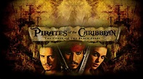 Pirates Of The Caribbean The Curse Of The Black Pearl ...