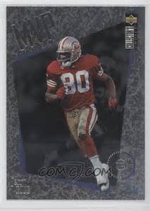 1996 upper deck collector s choice mvps m42 jerry rice