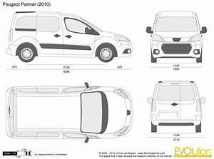Dimensions Peugeot Partner : peugeot partner avto ~ Medecine-chirurgie-esthetiques.com Avis de Voitures