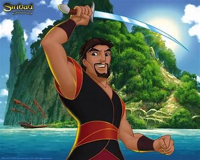 Sinbad Seas Seven Legend Sailor Fanpop Magi