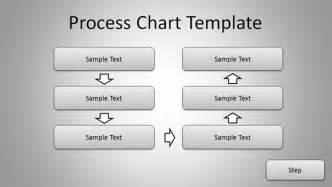 Simple Process Flow Chart Template
