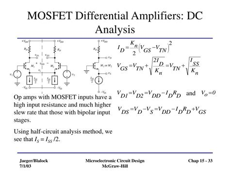 Ppt Chapter Multistage Amplifiers Powerpoint