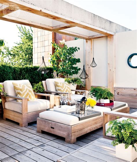 rustic modern outdoor furniture 50 best patio ideas for design inspiration for 2018 Rustic Modern Outdoor Furniture