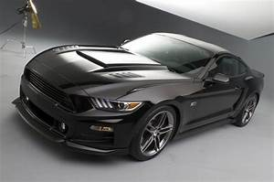 Roush Introduces Upgrade Kits for 2015 Ford Mustang