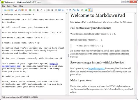Readme.md Windows Editor?