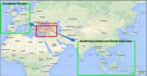 The Ancient Spice Trade Route From Asia to Europe 1500s to ...