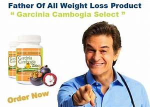 Dr Oz sued for weight loss supplement Garcinia Cambogia ...