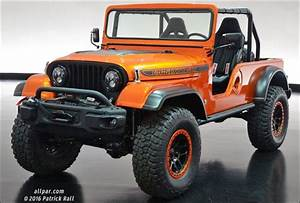 Auto Concept 66 : chrysler and jeep concepts for sema 2016 ~ Gottalentnigeria.com Avis de Voitures