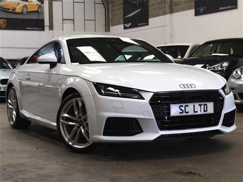 Used 2015 Audi Tt Mk3 [15-current] Tfsi S Line For Sale In