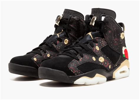 Air Jordan 6 Chinese New Year Debuting In January • Kicksonfirecom