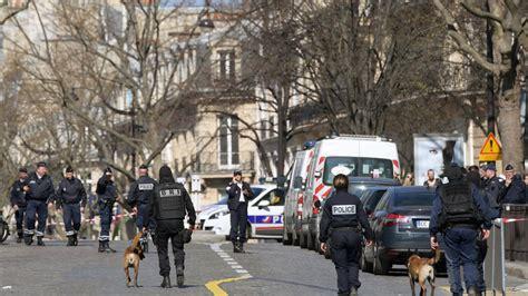 siege fmi attentat colis piégé au siège parisien du fmi