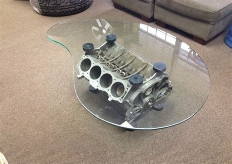 Engine Coffee Table Design Images Photos Pictures