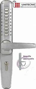 Serrure A Code Porte Exterieure : serrures et poign es codee ~ Dailycaller-alerts.com Idées de Décoration