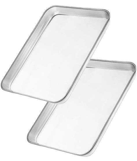 oven toaster baking sheet 10x6