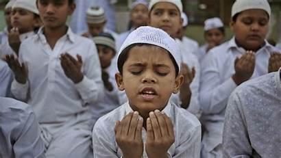 Muslim Islam Religion Children Bangladesh India Religious