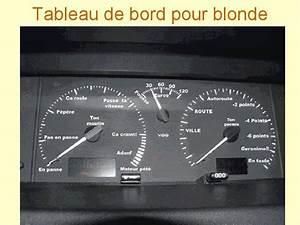 Tableau Aimanté Pour Photos : humour tableau de bord pour blonde paradoxal news ~ Teatrodelosmanantiales.com Idées de Décoration