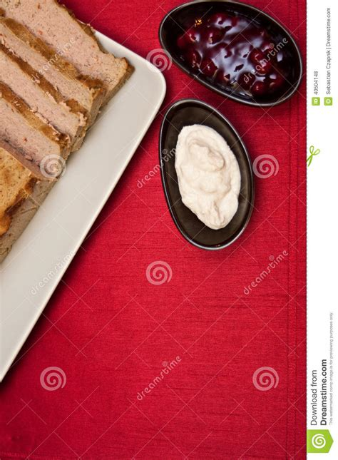 composition cuisine easter pate food composition stock photo image 40504148