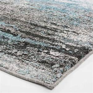 tapis gris bleu With tapis bleu gris