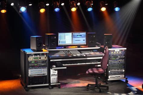 m rack recording studio furniture recording studio desks