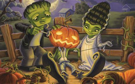 halloween  lauren gallegos art  storybird