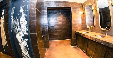 Designing unisex bathrooms for everyone   Restaurant