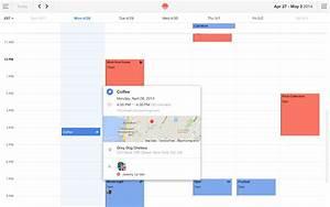 Calendar App | Calendar Template 2016