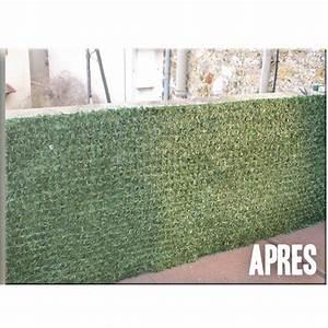 Haie Naturelle Brise Vue : haie artificielle en pvc thuya 1 5 x 3 ml ~ Premium-room.com Idées de Décoration