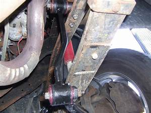 Front Sway Bar Bushing Replacement  With Pics
