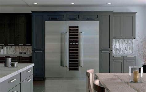 "Sub Zero IC 36R RH 36"" Integrated All Refrigerator Column"