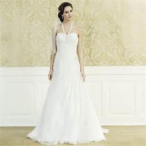 Robe De Mariée Originale : robe de mari e princesse organza avec encolure originale ~ Nature-et-papiers.com Idées de Décoration