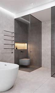 PecherSKY.Kyiv on Behance   Bathroom interior design ...