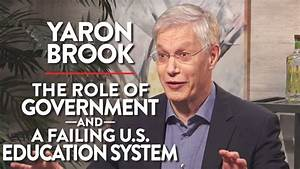 The Role of Government and a Failing U.S. Education System ...