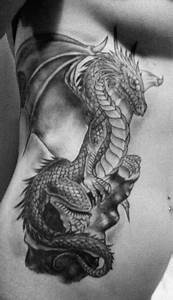 Dragon Tattoos and Designs| Page 91