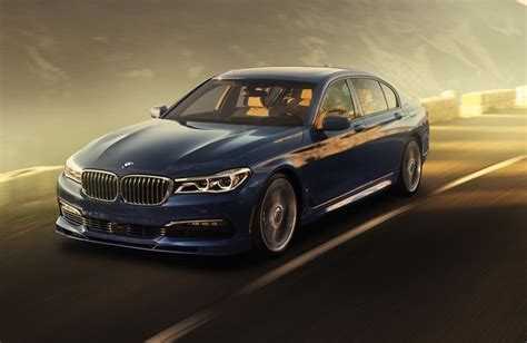 Alpina Eyeing Bmw's New Quad-turbo Diesel For Future