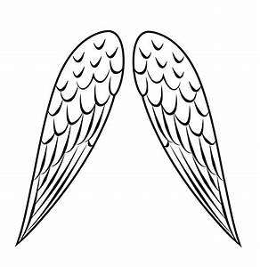 Angel Outline Clipart - Clipart Suggest