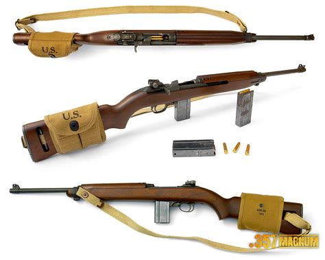 M1 Carbine. I've Got One Of These Too. I've Got All This