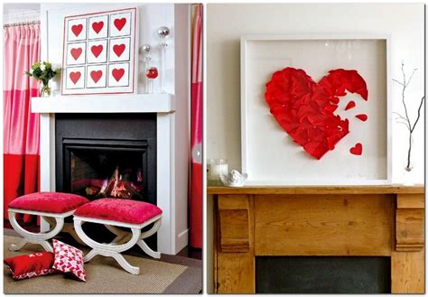 ideas  home decor  valentines day home interior